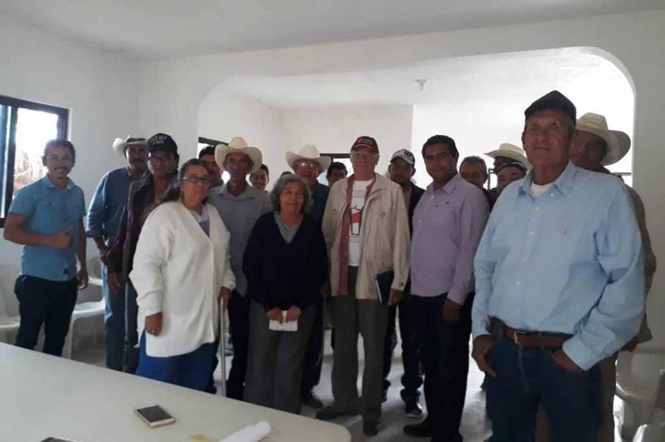 Brindará OOMSAPAS Los Cabos asesoría a ejidatarios de El Ranchito en la zona rural