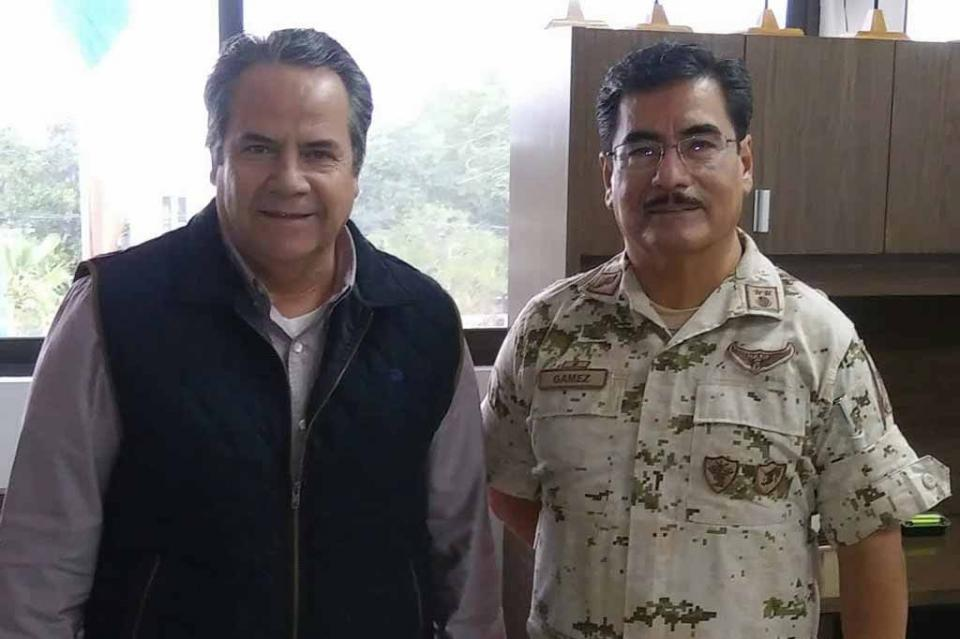 Acuerdan Congreso del Estado y Tercera Zona Militar trabajar coordinadamente