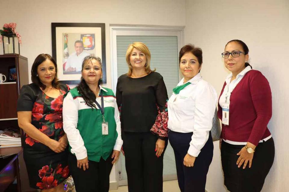 Firma convenio de colaboración Instituto de Vivienda y Telecomunicaciones de México