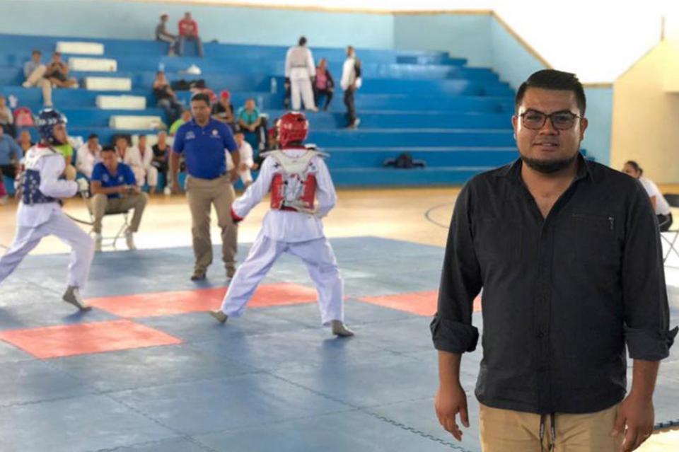 Llevaremos más deporte y cultura a la zona norte: Flavio Olachea