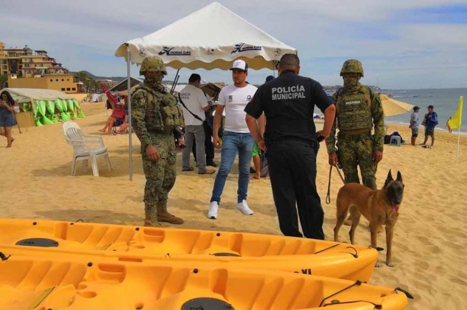Pondremos orden en zona de El Médano para garantizar la seguridad: Zamorano