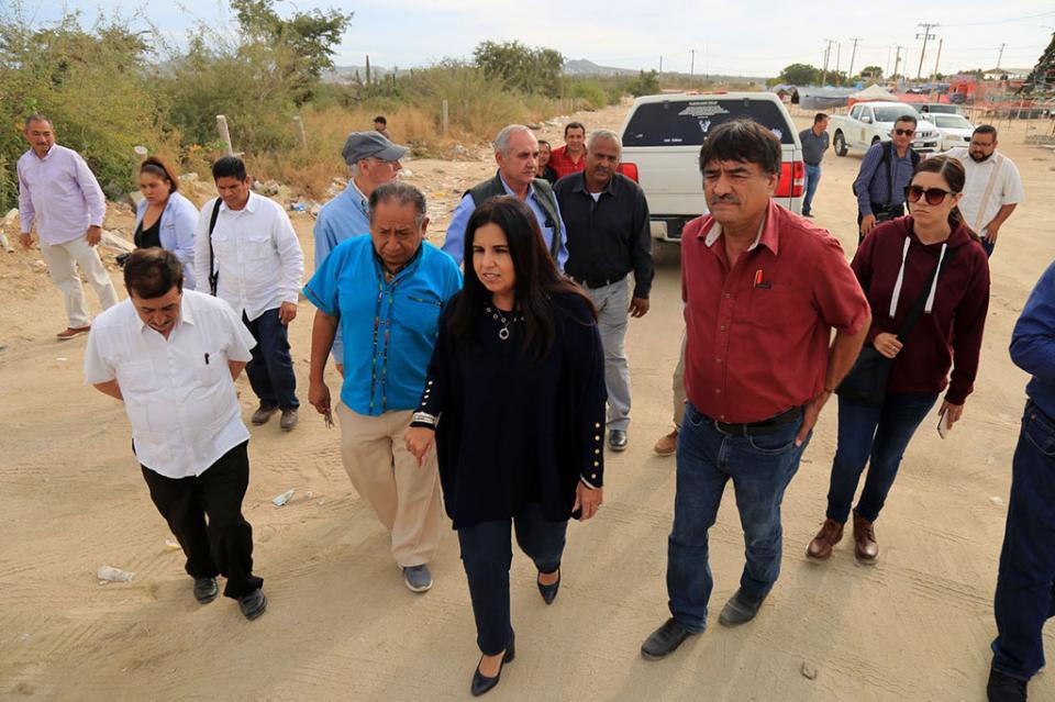Mi compromiso es estar en las colonias cerca de los ciudadanos: Armida Castro