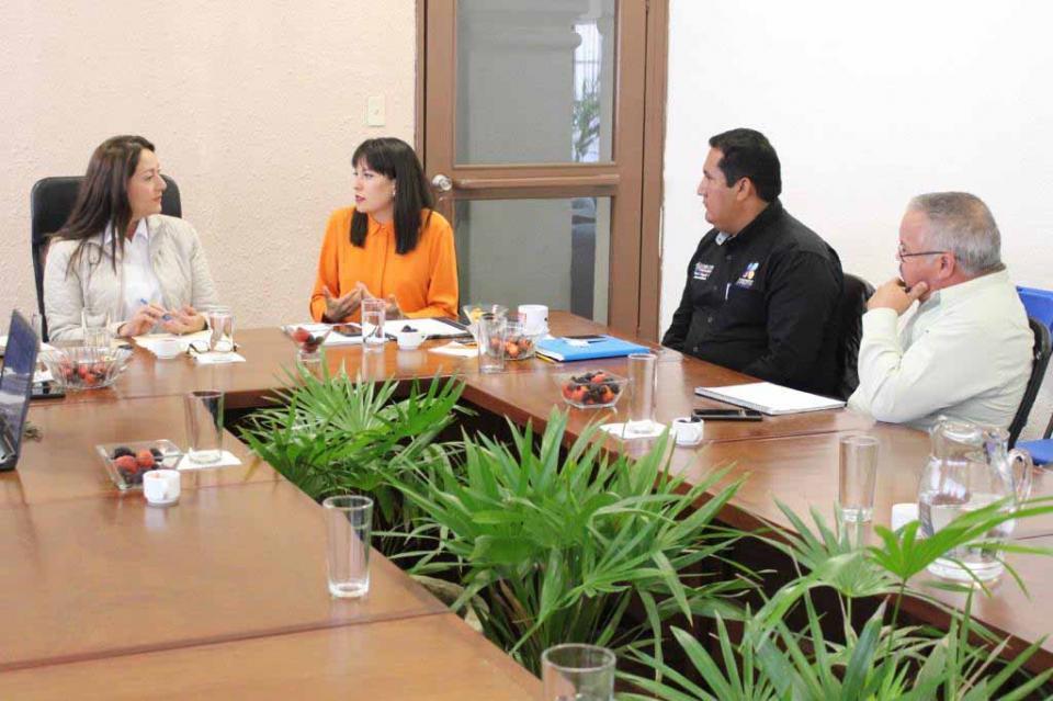 Comisión del Agua del Congreso del Estado establece dialogo con los Sistemas de Agua de los Municipios del Estado: Dip. Milena Quiroga Romero