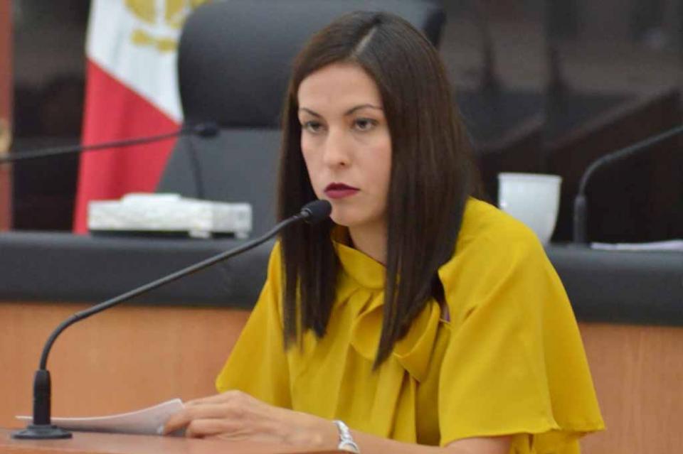 """""""Sociedad y Congreso seguiremos construyendo el Parlamento Abierto en BCS"""": Dip. Milena Quiroga Romero"""