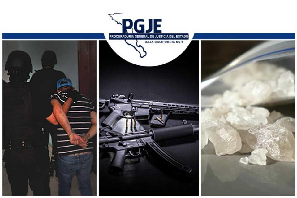 Multiplica PGJE aseguramiento de droga y armas de fuego en 2018