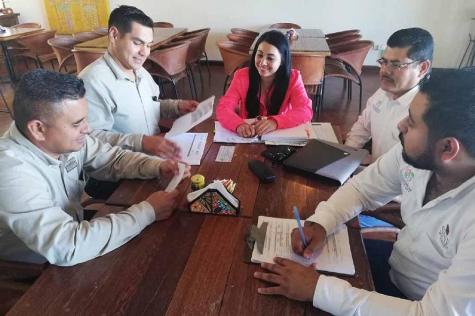 Busca gobierno del estado fortalecer a las empresas en beneficio de los trabajadores