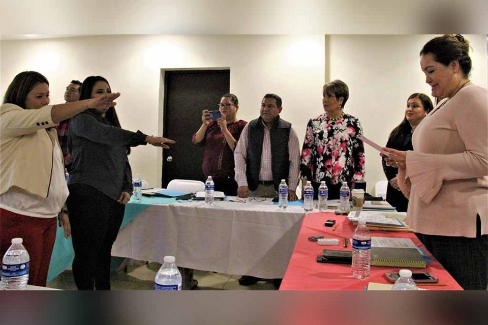 Realiza SEDIF sesión del consejo estatal de adopciones en BCS