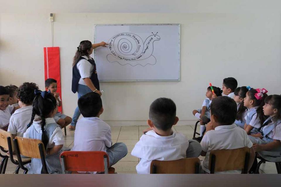 Otorga SEP 10 plazas docentes de nivel preescolar en BCS