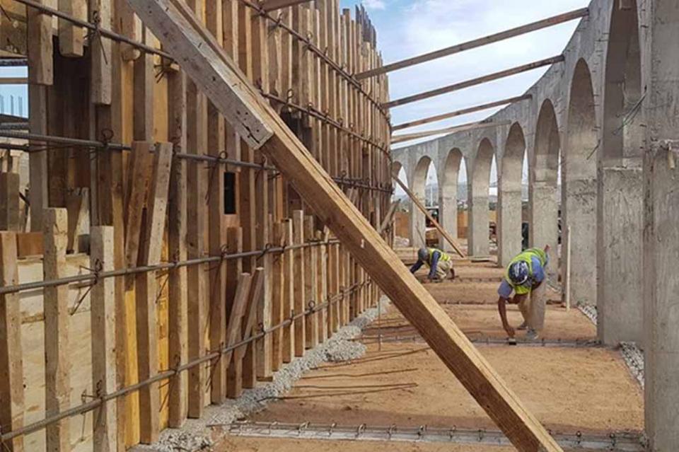 ISIFE arranca 2019 con 21 nuevas obras en escuelas de BCS
