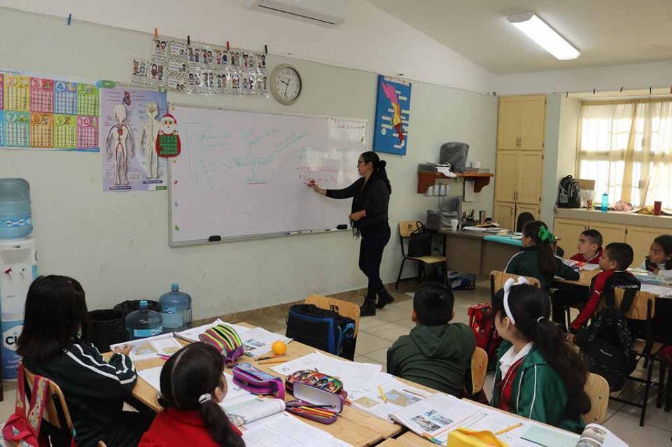 Del 1 al 15 de febrero serán las preinscripciones para preescolar, primaria y secundaria: SEP