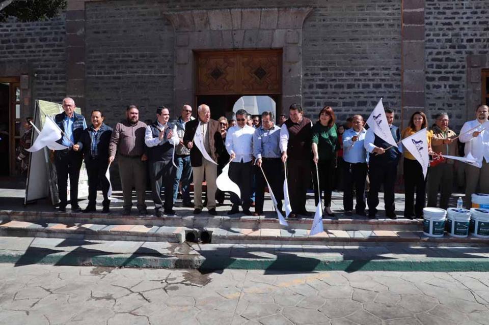 Van por el rescate y reactivación del centro histórico de La Paz