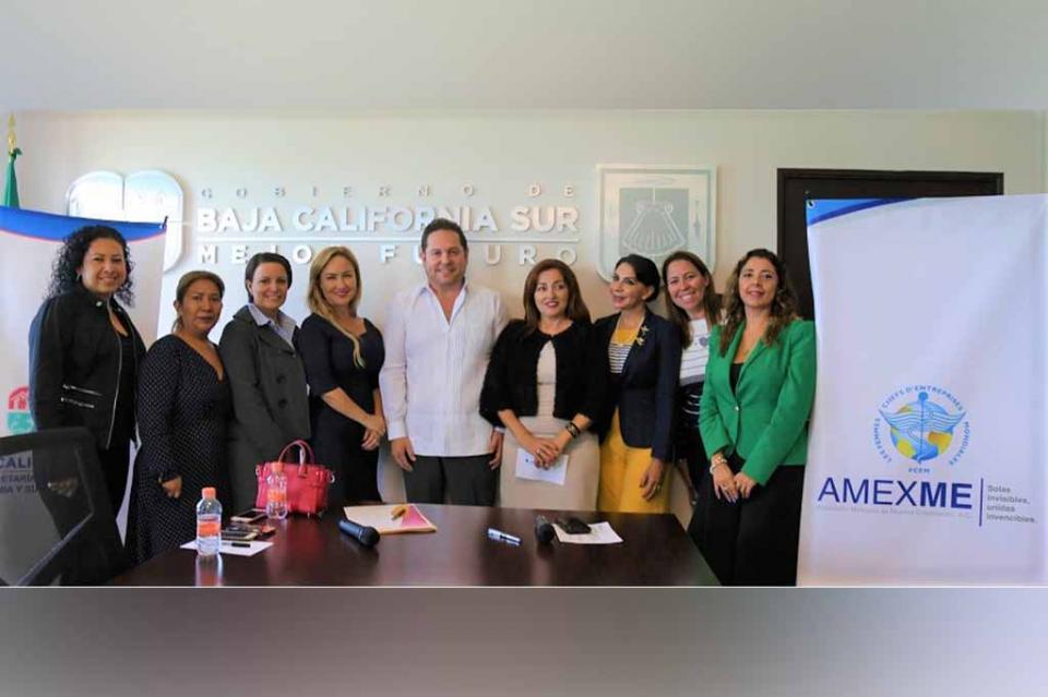 Todo listo para Foro Regional Empresarial Los Cabos