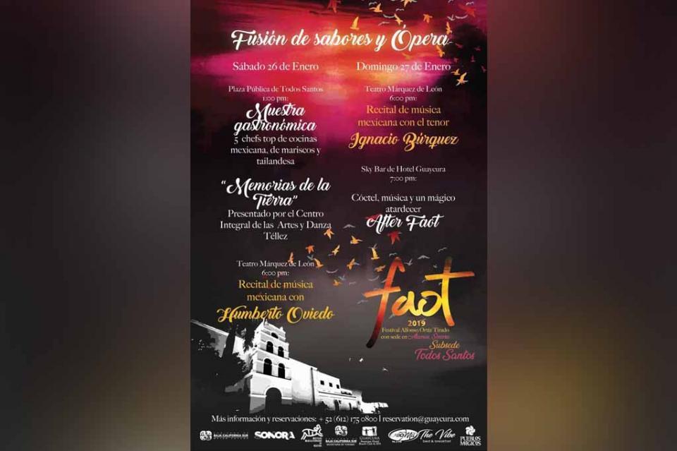Realización de festivales impulsan el turismo y la economía de BCS: SETUES