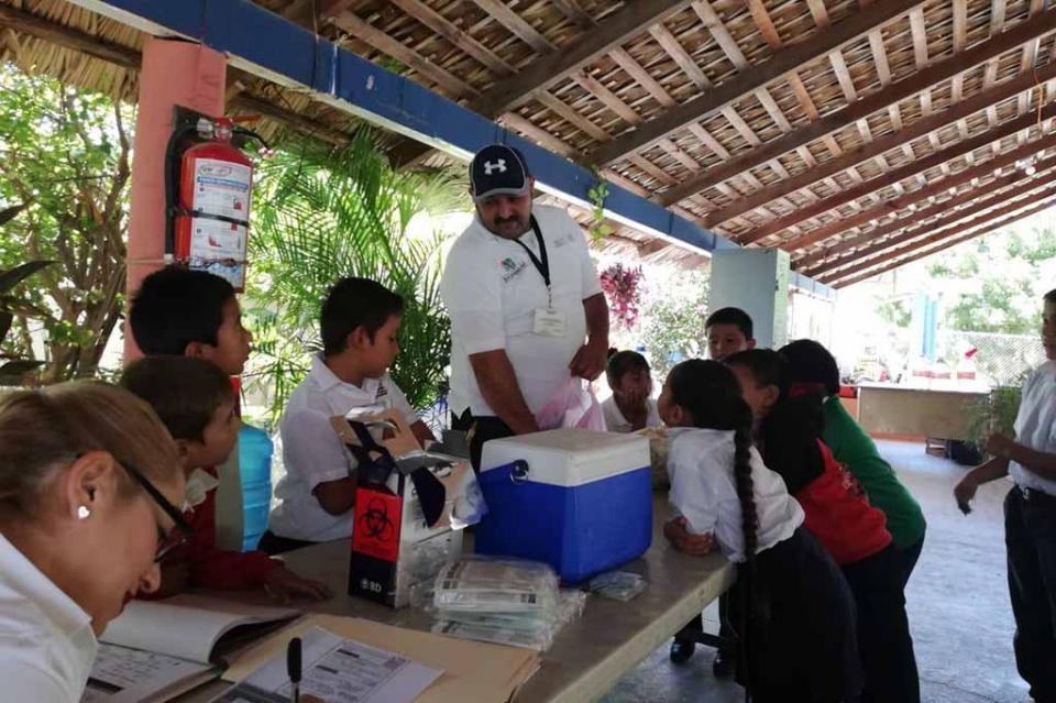 Se atienden a comunidades rurales con Unidades Médicas Móviles: SSA
