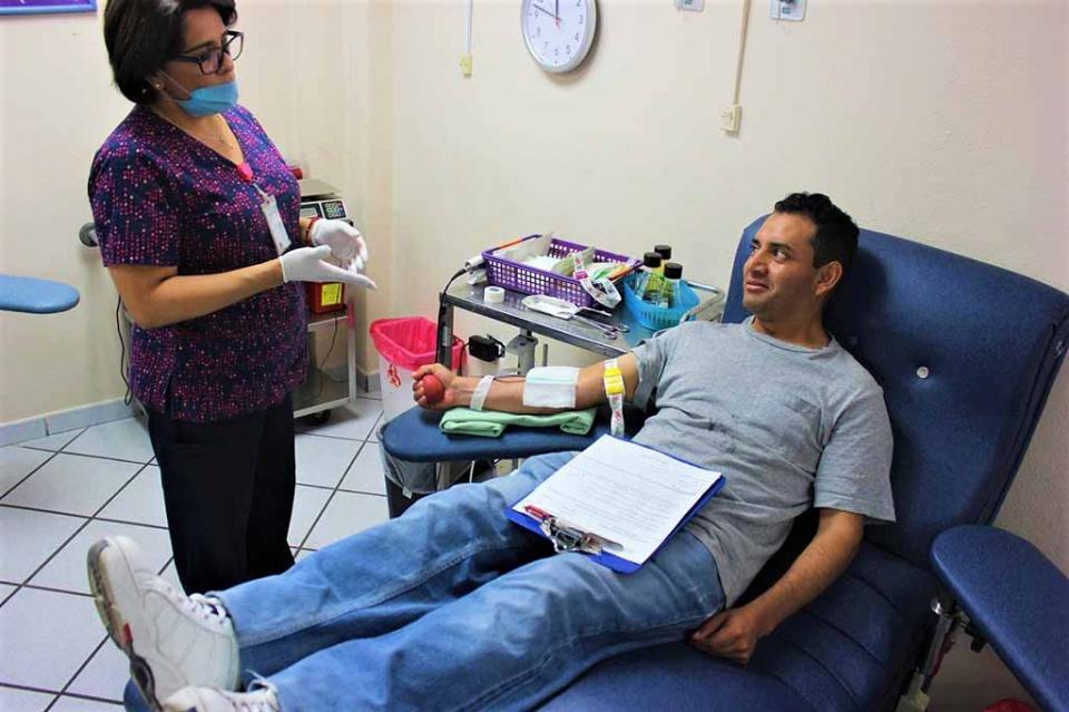 Se mantiene esfuerzos para fomentar la donación de sangre: Salud