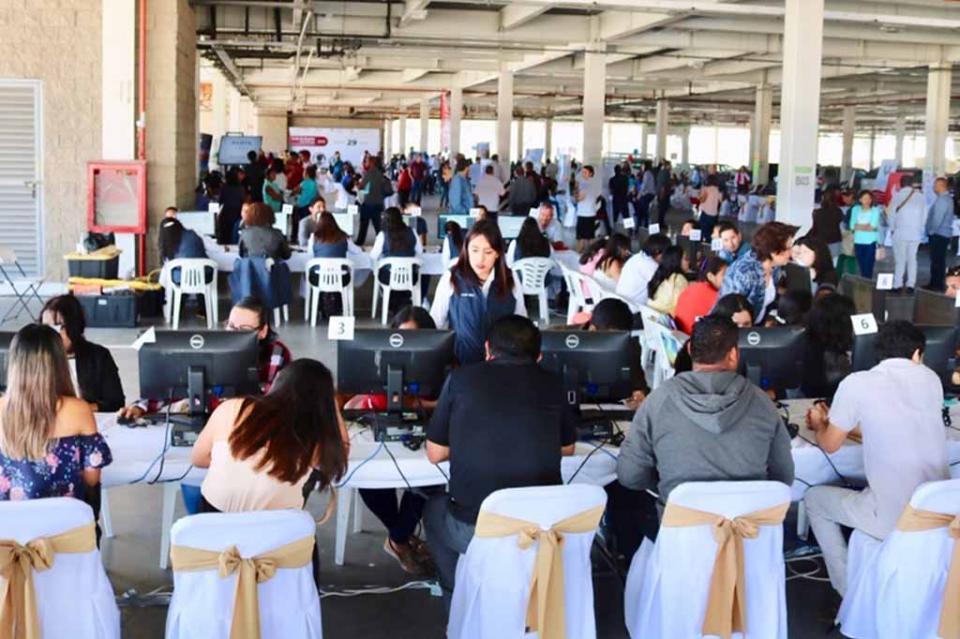 Se llevó a cabo la primera Feria de Empleo Cabo San Lucas 2019