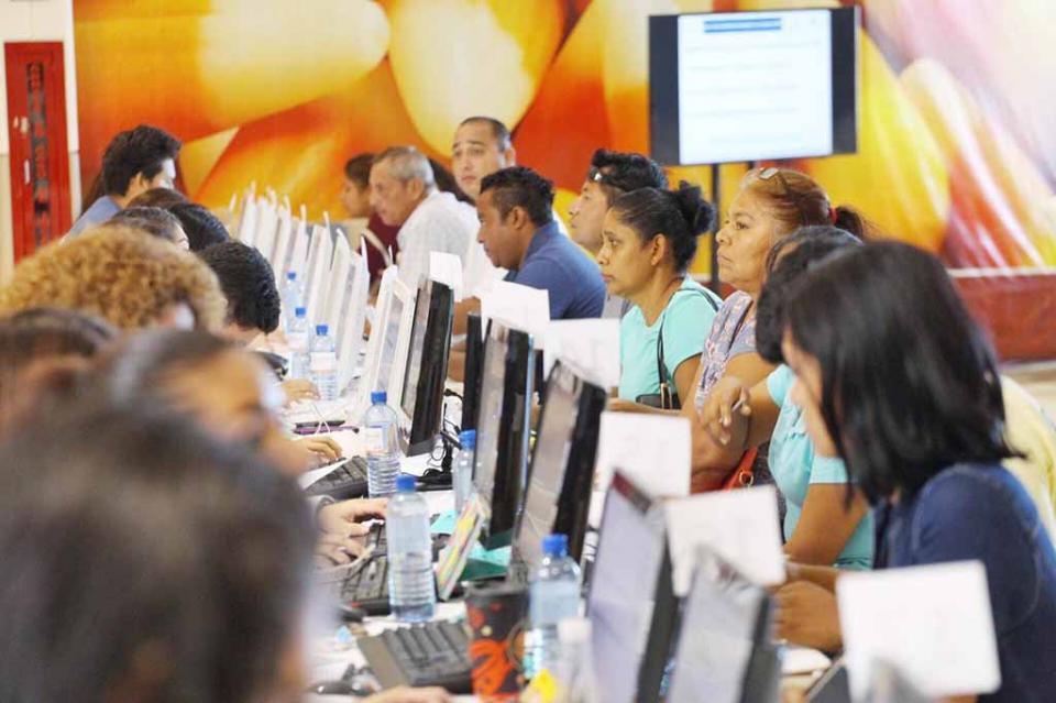 Se realizarán tres Ferias de Empleo este mes de enero