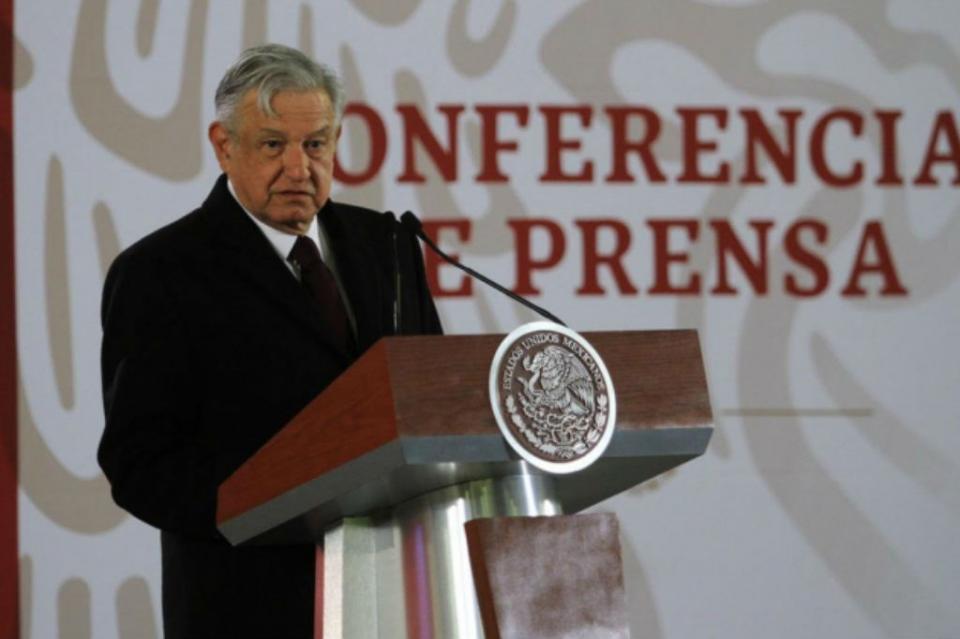 López Obrador pide a población prudencia en tema de abasto de gasolina