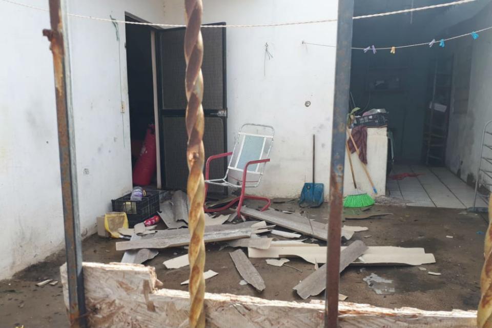 Explosión en casa de colonia Los Venados deja una joven lesionada