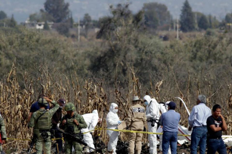 Canadá notifica envío de expertos para investigación en Puebla