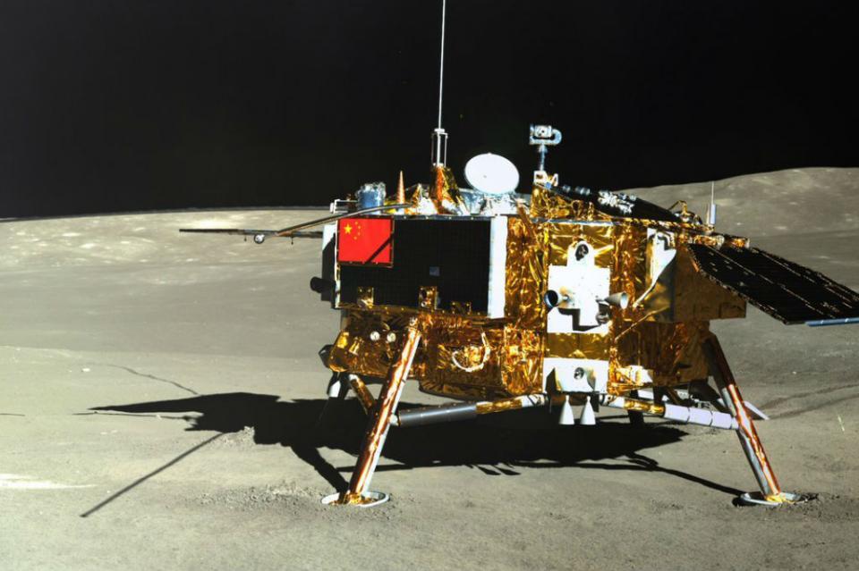 China, acelera carrera espacial para colonizar la Luna y explorar Marte