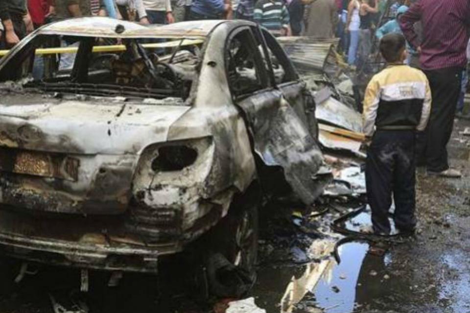 Coche bomba estalla cerca de embajada rusa en Damasco