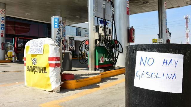 Este viernes se normaliza abasto de gasolina en la Ciudad de México