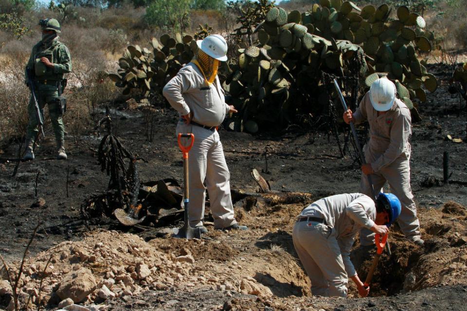 Toma clandestina prende alertas a una semana de tragedia en Tlahuelilpan