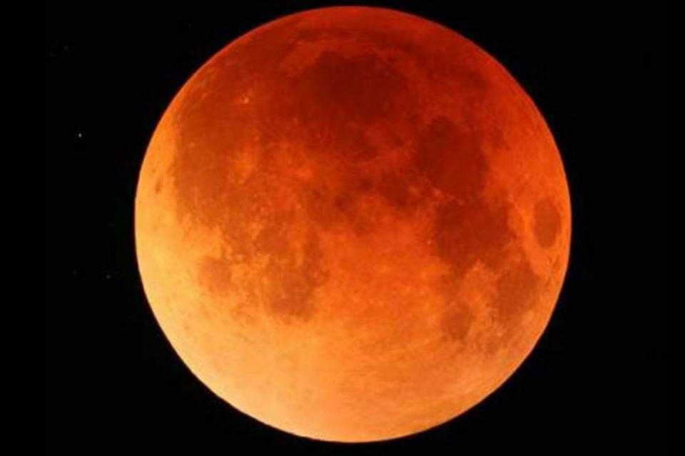 Llega primer eclipse de 2019