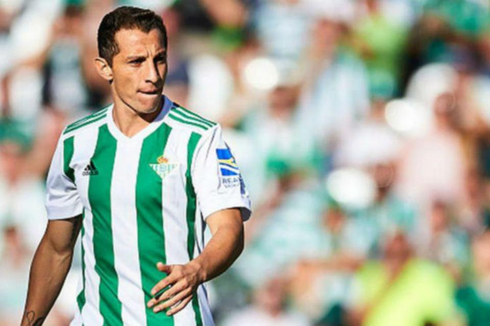 Con Guardado, Betis anhela estirar mal paso del Real Madrid