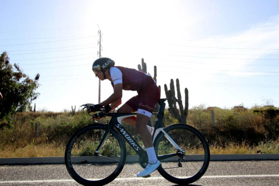 Jornada dorada para La Paz en el ciclismo olímpico