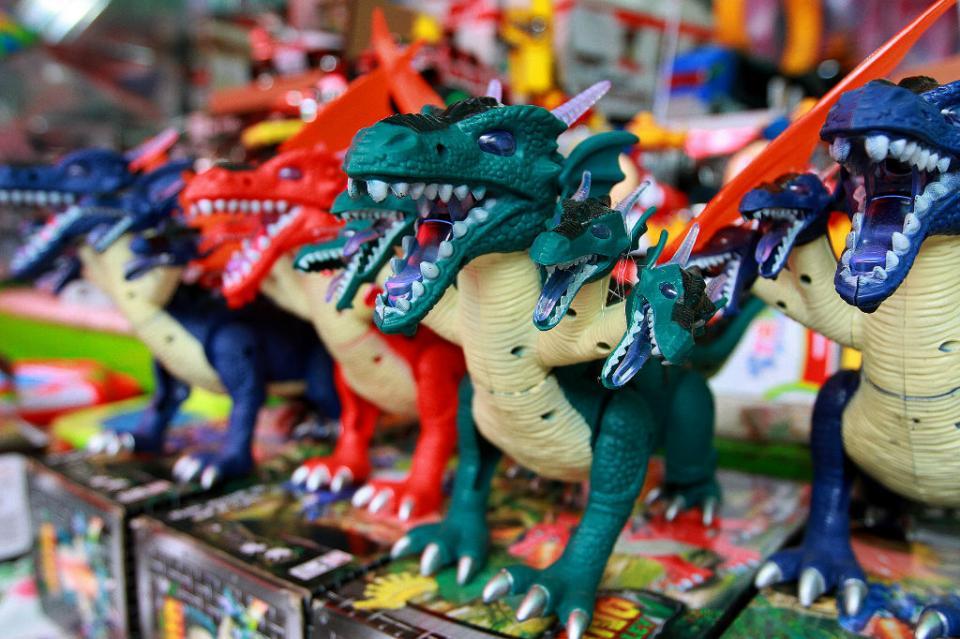 Prevén alza de 4.0 por ciento en ventas de juguetes en México