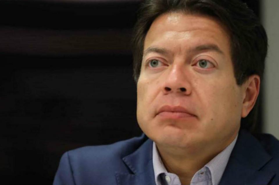 Avanza iniciativa para crear Guardia Nacional, afirma Mario Delgado
