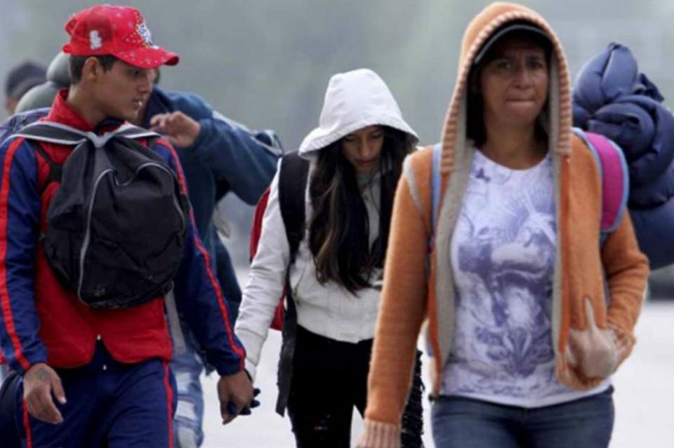 Se prepara nueva caravana de hondureños con destino final a EUA