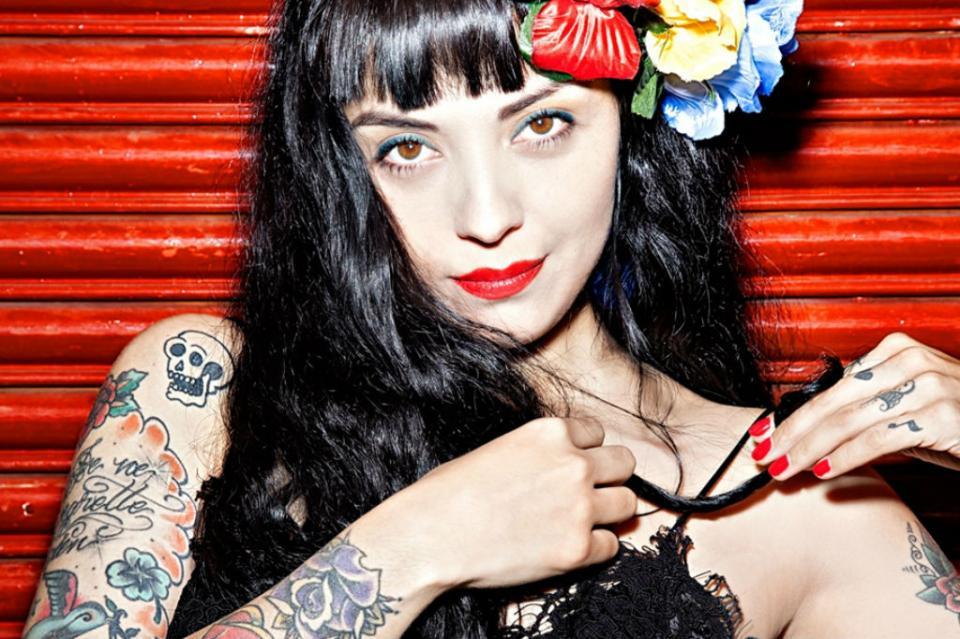 """Mon Laferte llevará """"La Gira de Norma"""" al festival Coachella 2019"""