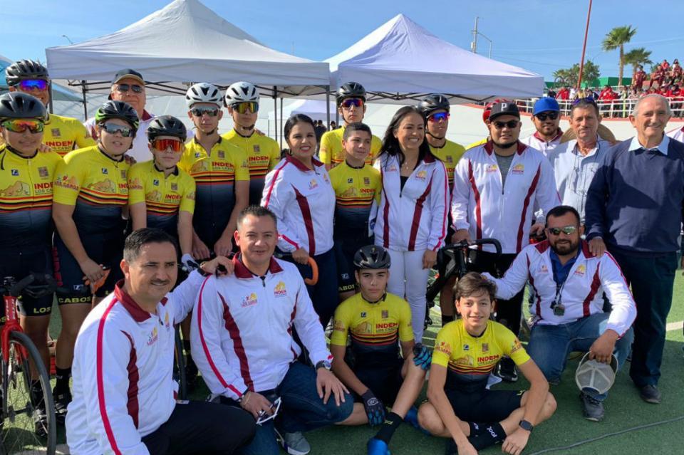 """Inauguran """"Olimpiada Nacional Juvenil y Paralimpiada de Ciclismo 2019"""""""