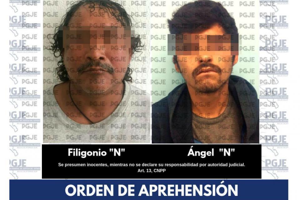 Van a la cárcel dos hombres por delito de robo en La Paz y Los Cabos