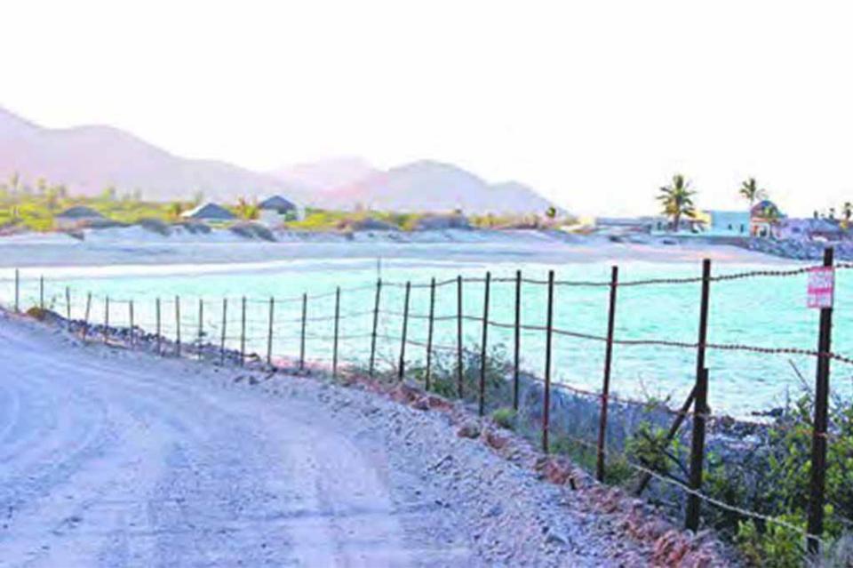 50 playas estaban sin acceso en Los Cabos: Zofemat