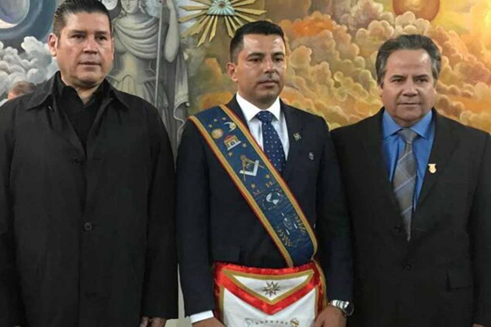 Invita Diputado Ramiro Ruiz Flores a Los Masones de Baja California Sur a sumarse al trabajo legislativo