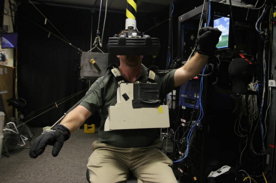 Astronautas emplearán Realidad Virtual para misiones espaciales
