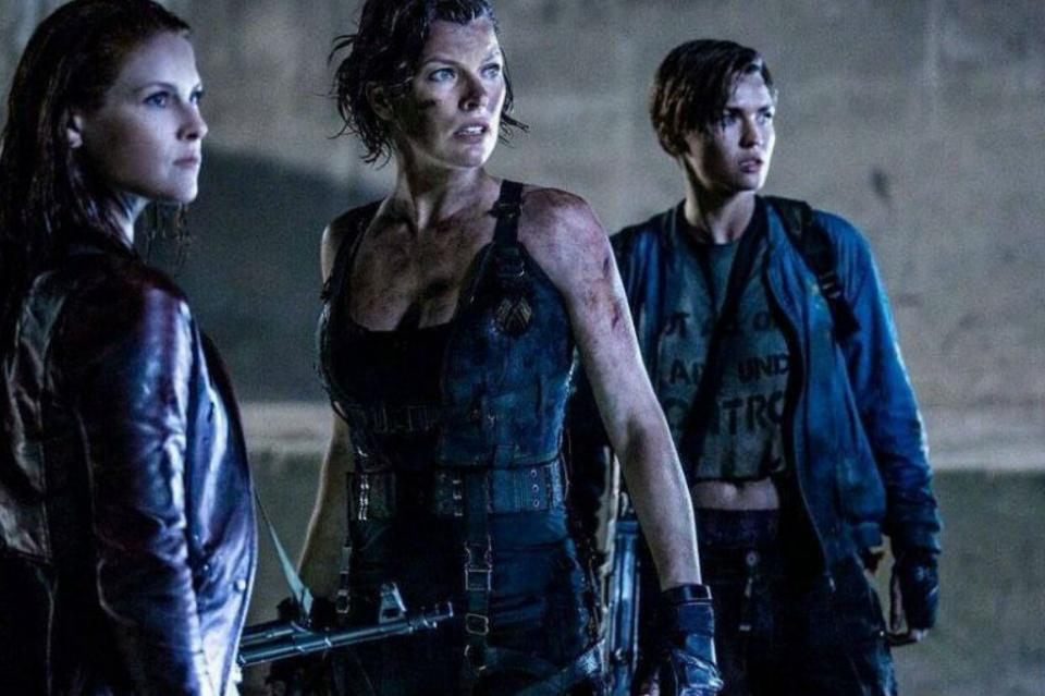 "Netflix trabaja en una serie basada en ""Resident evil"""