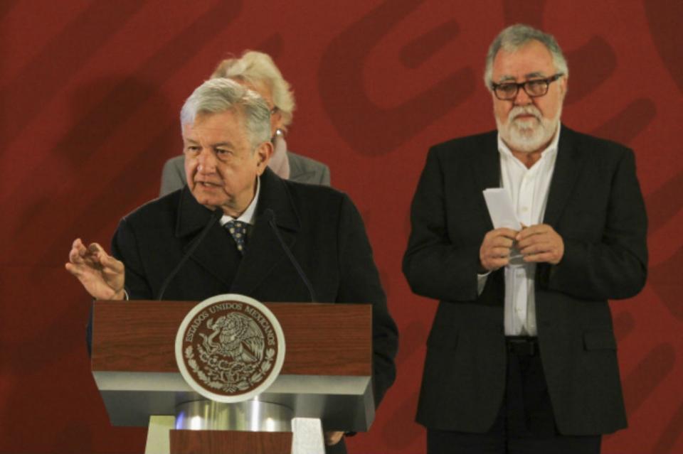 Acciones contra robo de combustible permiten ahorros por 2.5 mmdp López Obrador