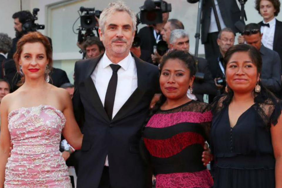 """Academia mexicana de cine confía en relevancia de """"Roma"""" para Goya y Oscar"""