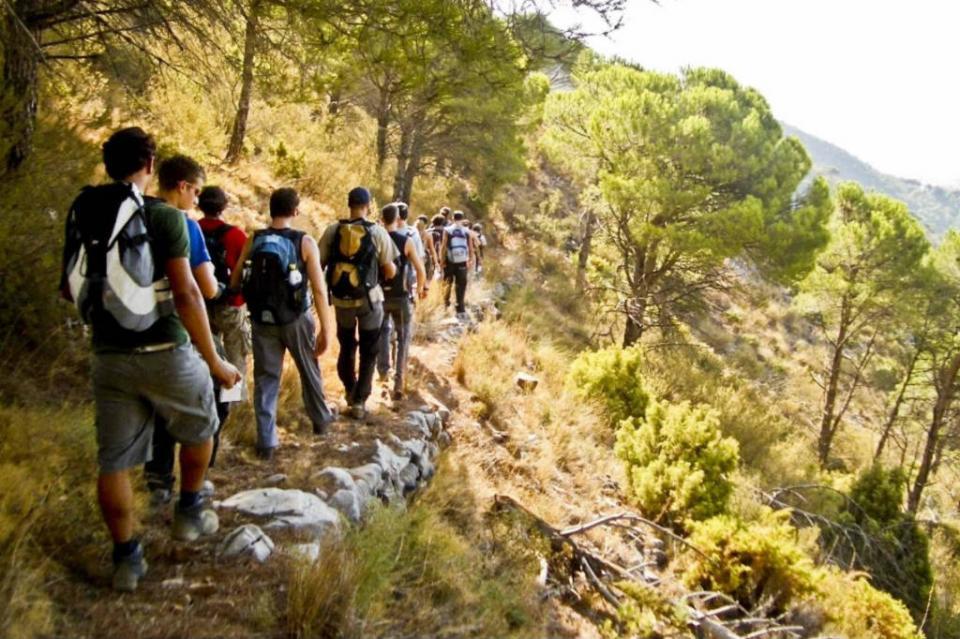 Ofrecerá INSUDE curso de senderismo en Santa Rosalía