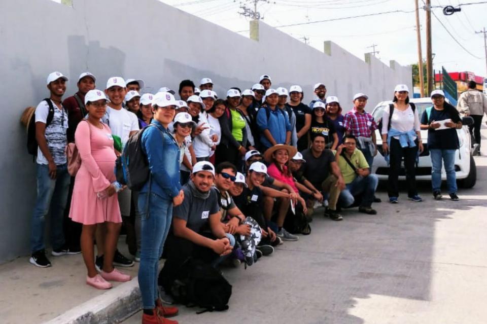Participan alumnos de UABCS Los Cabos en programa federal de infraestructura urbana y de servicios
