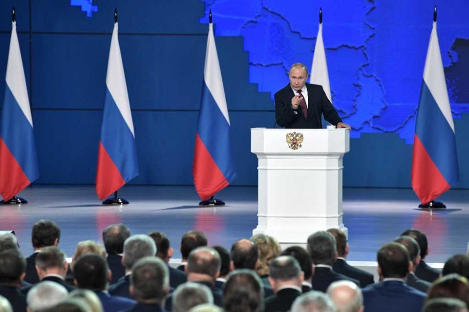 Putin amenaza con apuntar a EUA si despliega misiles en Europa
