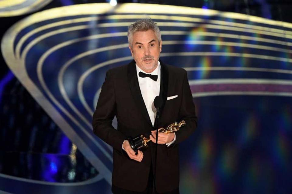 """""""Roma"""" conquista su primer Oscar en la categoría de Mejor Fotografía"""