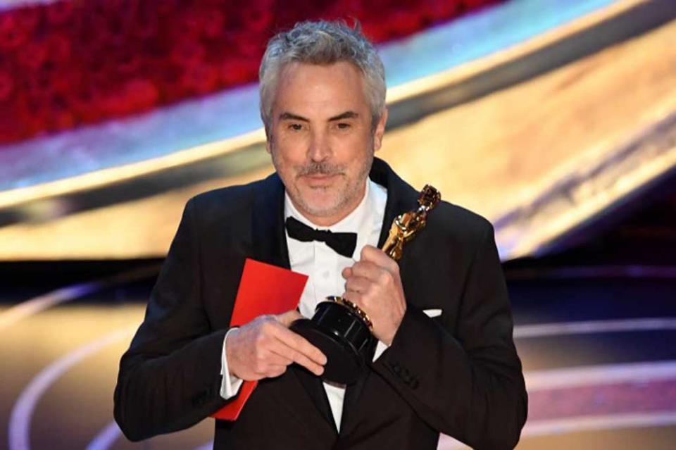 """Roma"" primer película mexicana en ganar el Oscar a Mejor Película Extranjera"