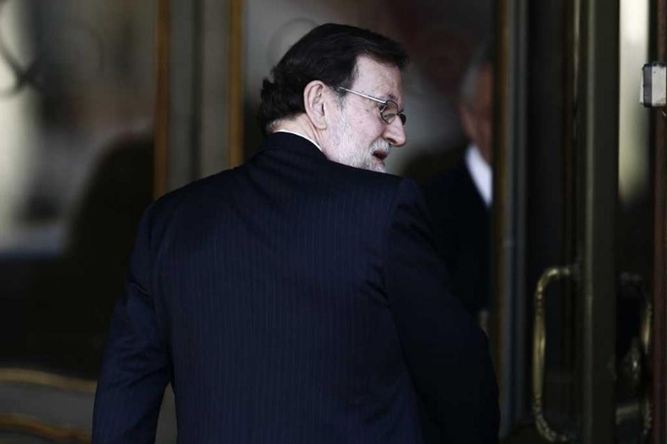Rajoy declara como testigo en el juicio a los separatistas catalanes
