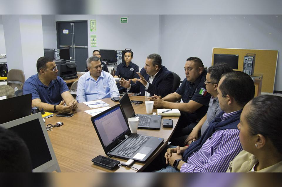 Estado y Municipio de Los Cabos utilizarán plataforma común en materia de seguridad